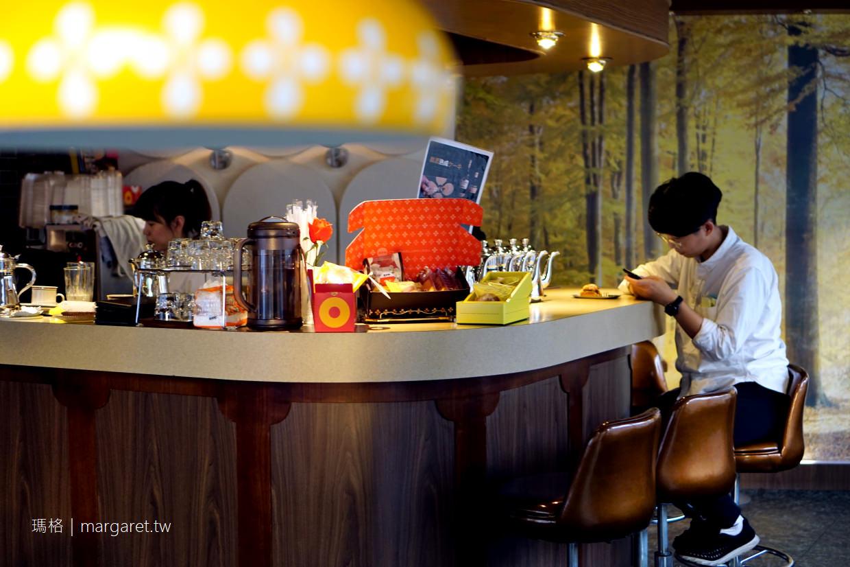 Kadoya喫茶店。日式洋菓子|台南昭和風咖啡館