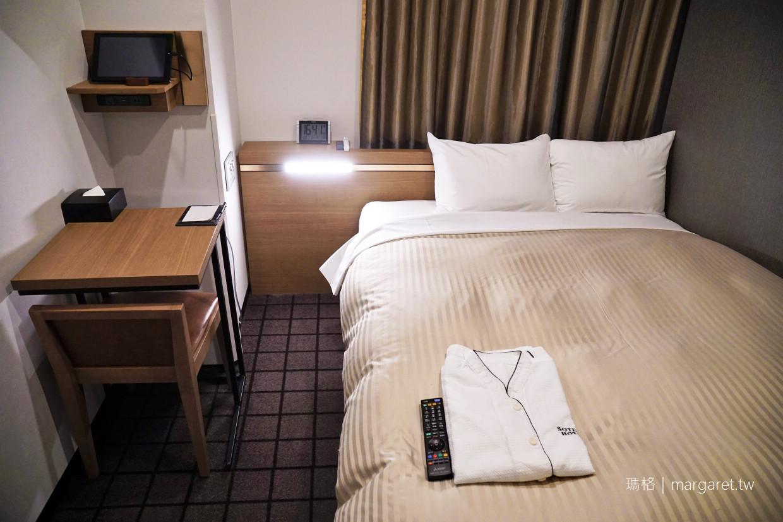 相鐵FRESA INN神戶三宮。全館採用席夢思床墊|2019新開幕飯店 @瑪格。圖寫生活