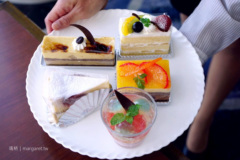 Fontaine cafe。離高松港最近的咖啡館|愛上Bakery Shop的番茄麵包。JR Hotel Clement Takamatsu