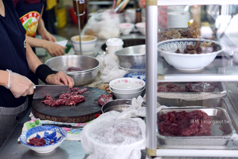 圓環牛肉湯。台南早午餐日常|學在地人湯泡飯