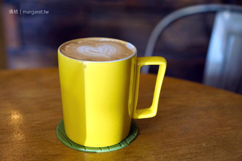 台中。Nunchuk拿翹咖啡|地點隱密。開導航也錯亂