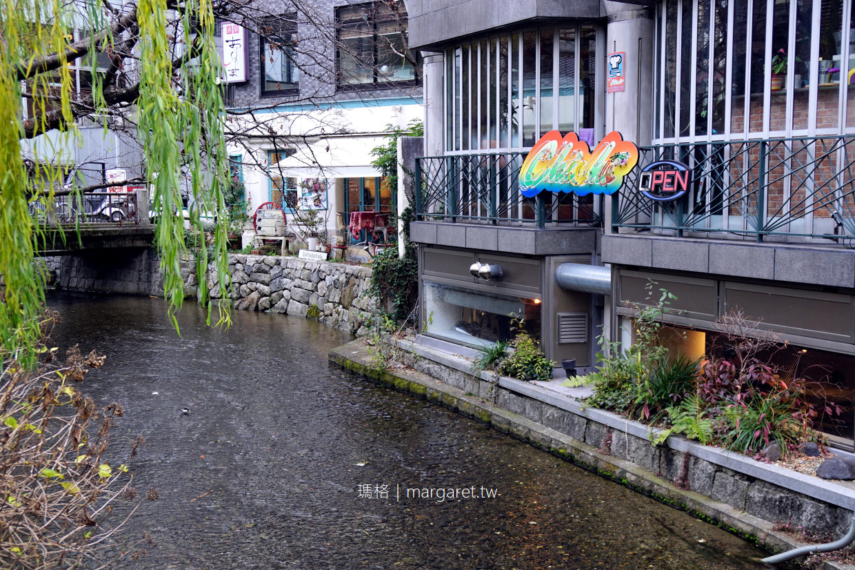 京都三条無名拉麵。名前のないラーメン屋|和釀良麵分店。入口同樣超級隱密