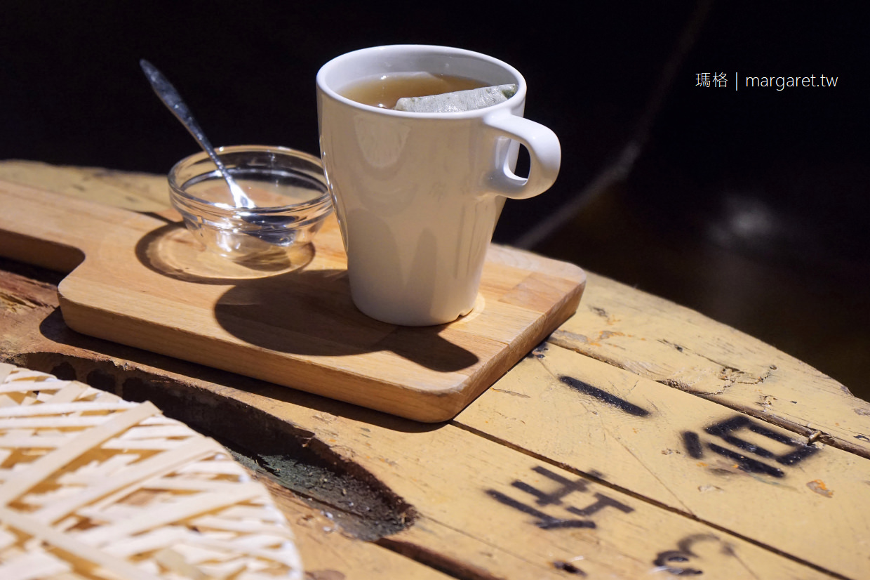 Leaf cafe。葉宿文旅咖啡館|超乎期待的川辣牛肉麵