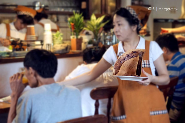 伊莉的店。台南老派早午餐|難以捕捉的人氣法式薄餅 @瑪格。圖寫生活