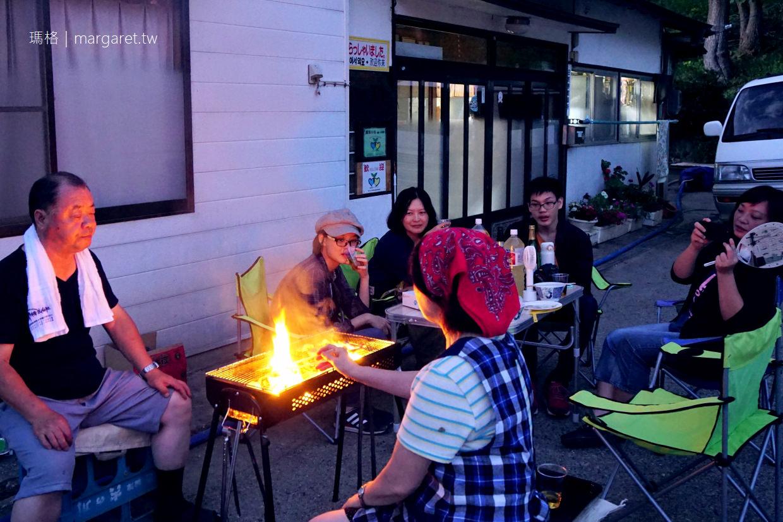 喜多方民宿。大川莊農家生活體驗|章魚燒DIY、毛豆採收、星空下的BBQ、一起唱小星星