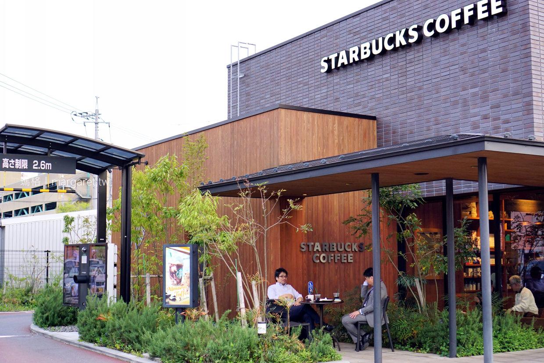 一定要專程前往鳥取星巴克的理由|Starbucks Coffee Shamine Tottori