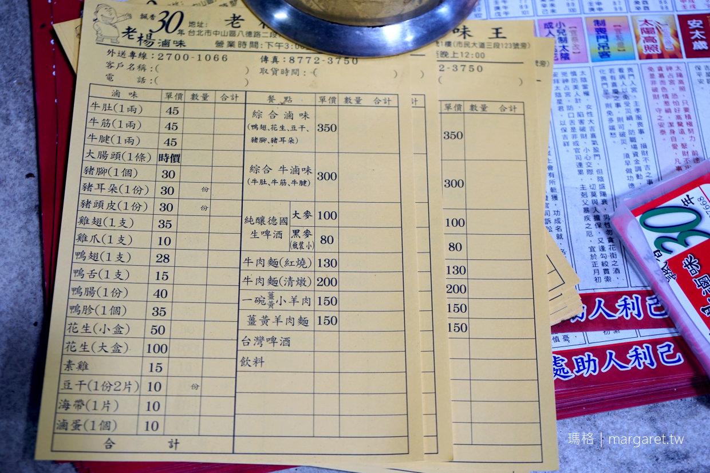 老楊滷味王。市民大道麵攤|飄香30年。陌生的資深熟客 (遷址更新)
