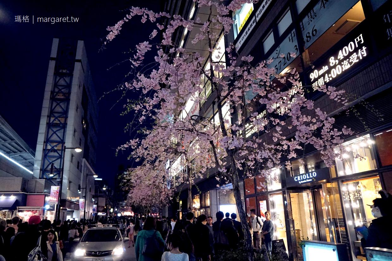 中目黑櫻花祭。東京賞櫻嘉年華|一起在櫻花樹下買醉吧