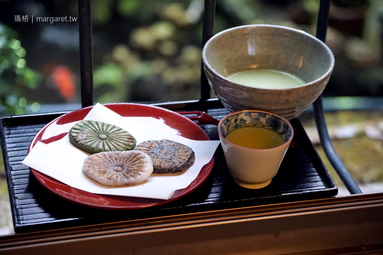 瀧之燒餅。和田乃屋本店|德島市民遺產400年御用果子 @瑪格。圖寫生活