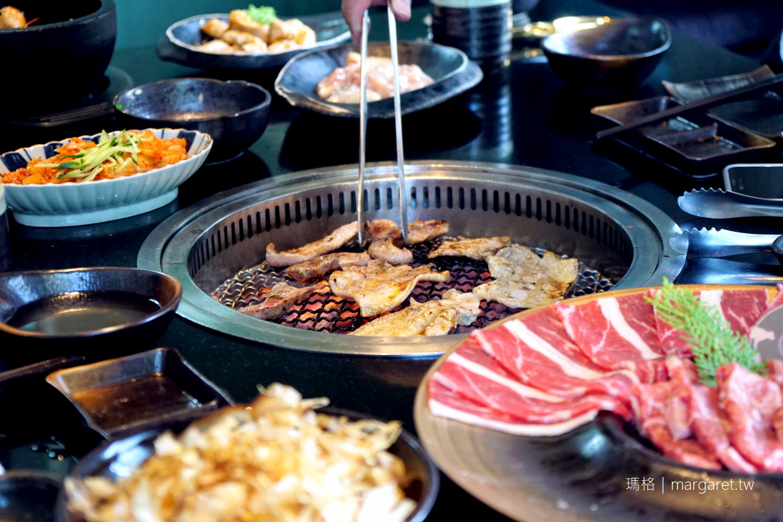 最新推播訊息:燒肉店的南霸天吃過嗎?簡直豪宅樣品屋,不訂位吃不到