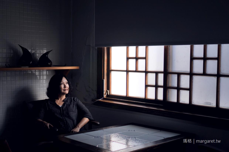 B.B.ART藝廊。2樓咖啡|台南老百貨美麗安洋品店改造 @瑪格。圖寫生活