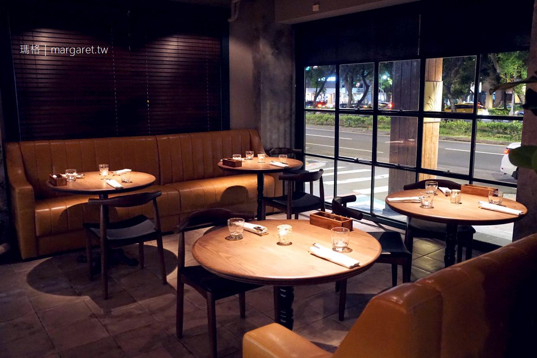 Longtail Restaurant & Bar。名廚林明健的時尚餐酒館|2018台北米其林1星