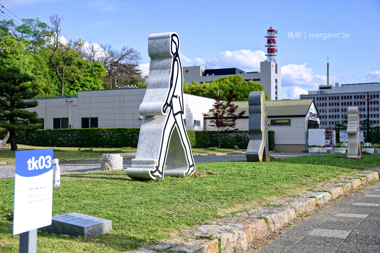 銀行家、護士、偵探、律師。英國藝術家利用當地石材創作|高松港No. tk03。瀨戶內國際藝術祭2019 @瑪格。圖寫生活