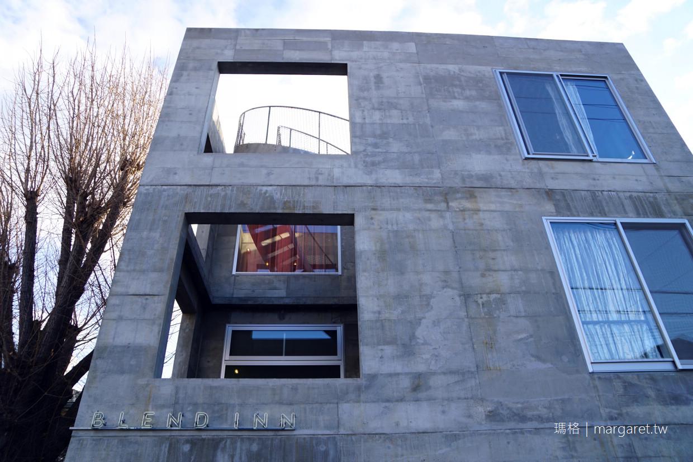 The blend inn。大阪此花區超值設計旅店|建築藝術家島田陽第一個飯店作品 @瑪格。圖寫生活