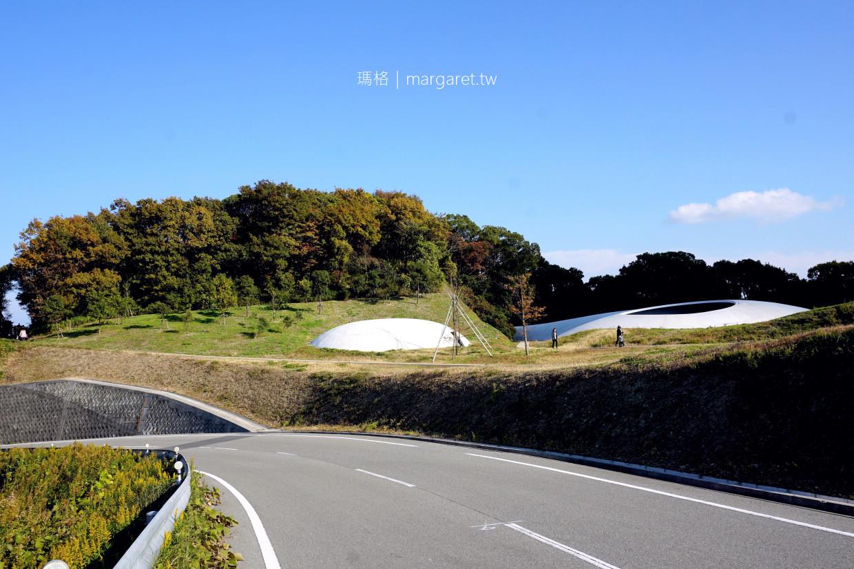 豐島美術館。此生必去|瀨戶內國際藝術祭期間採預約制 @瑪格。圖寫生活
