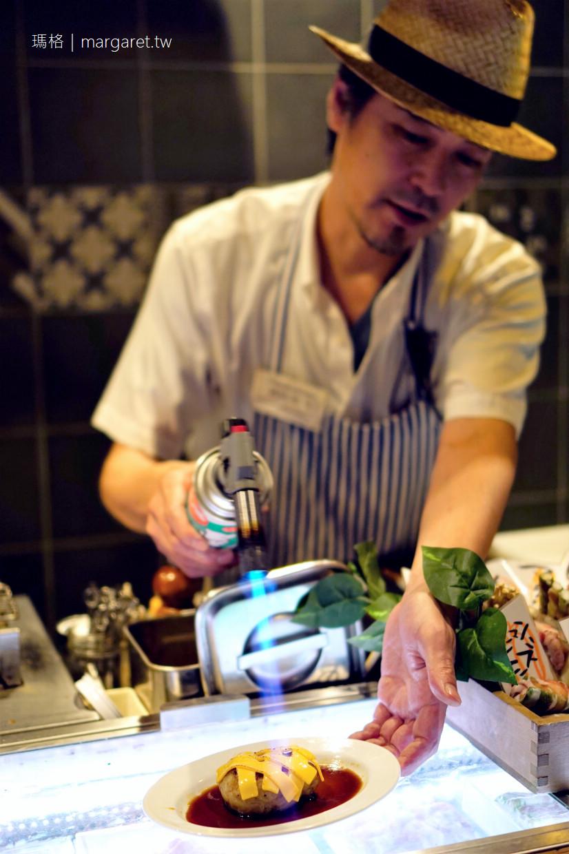 仙台銀座の肉男 Meat Man。型男廚師|雞肉燒烤餐酒館 x 葡萄酒吧