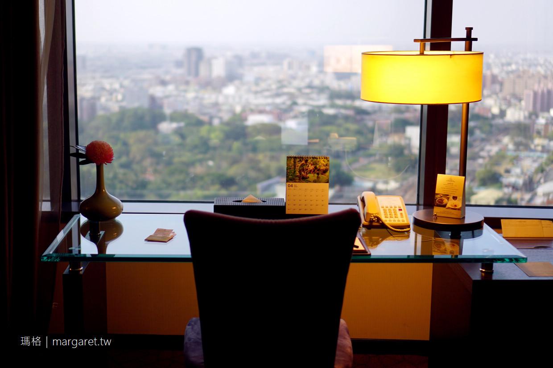香格里拉台南遠東國際大飯店|一個關於前站後站的瞎故事