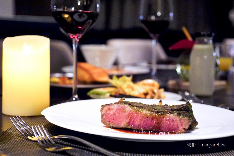 PRIME ONE Steak瑞穗春天。米其林牛排館進駐花蓮|花東縱谷歐式城堡莊園美饌