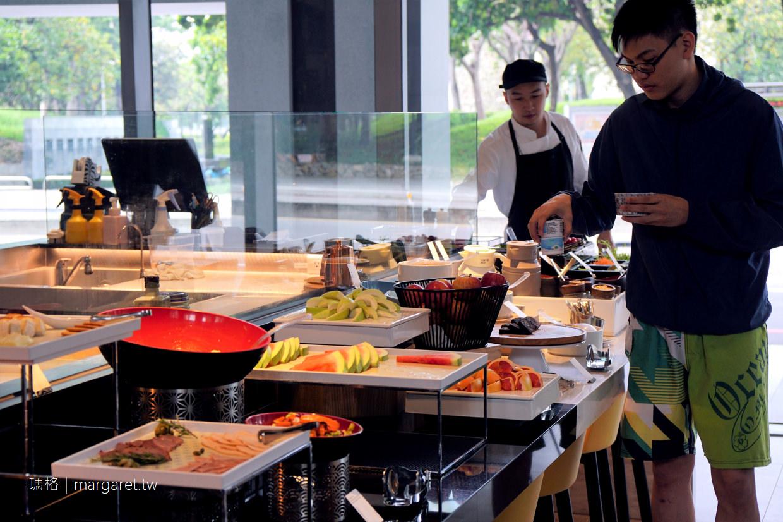 ZEBRA餐廳。義式料理的在地創新|台中大毅老爺行旅