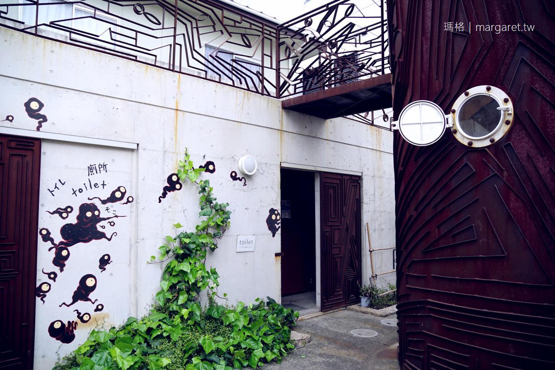 小豆島土庄町。迷路街區|偷看一眼妖怪美術館(二訪更新)