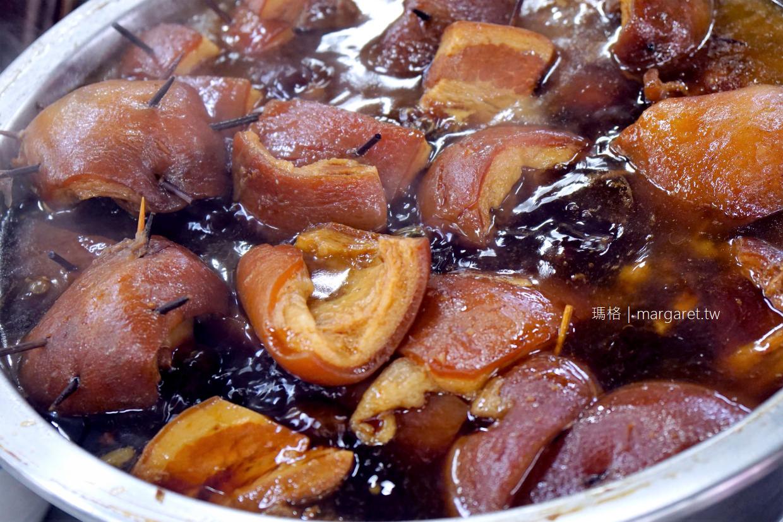 山河魯肉飯。菜單上沒有的豬皮飯|台中第二市場美食