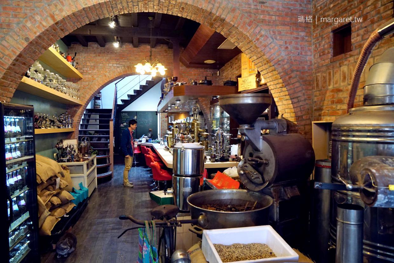 黝脈咖啡。無菜單喝到飽|台中百年歷史和洋折衷老屋
