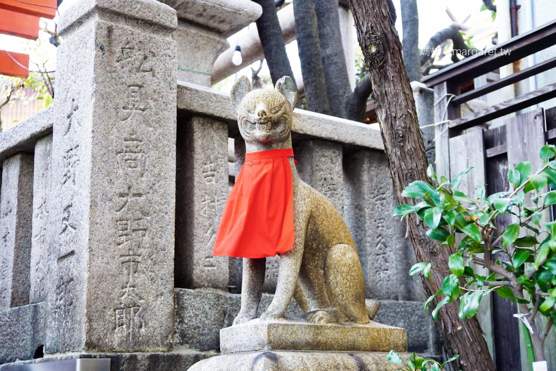 神戶松尾稻荷神社。六條商店|時光凍結的老社區