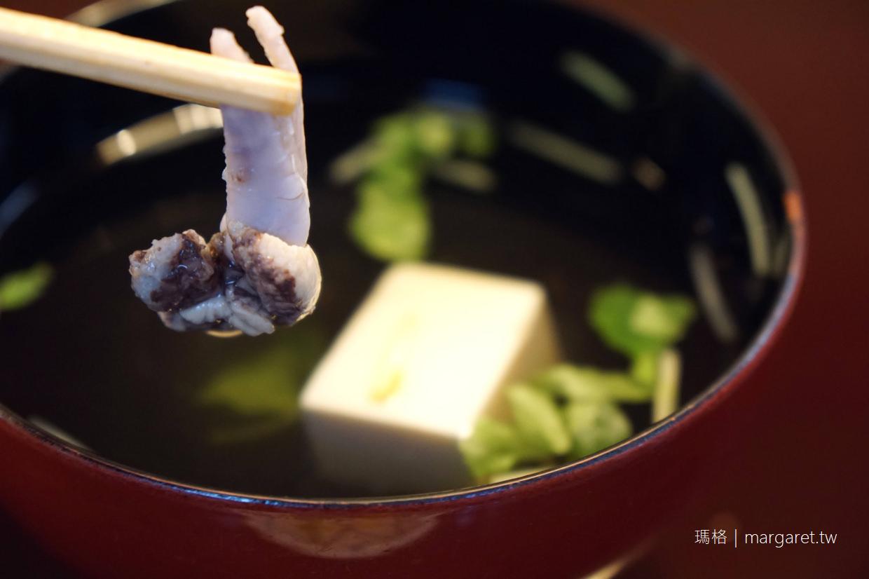 東京美食。米其林一星餐廳「尾花鰻魚飯」|南千住排隊名店,值得排