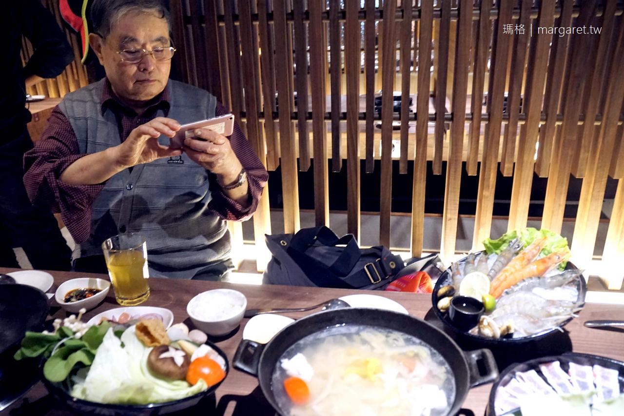 打狗霸冬季限定火鍋上市|一個人也可吃的酸菜白肉鍋,溫補藥膳海陸鍋暖心暖胃