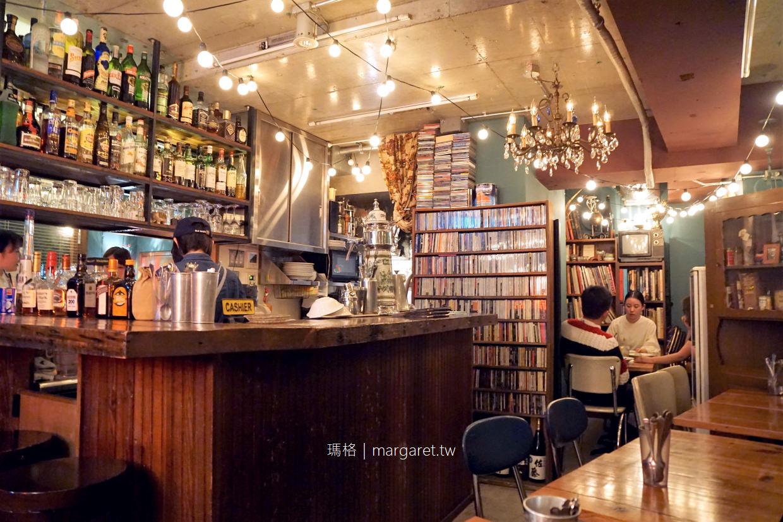 MOKUBAZA。偽裝成荷包蛋的咖哩飯|東京深夜食堂。原宿小酒館人氣美食