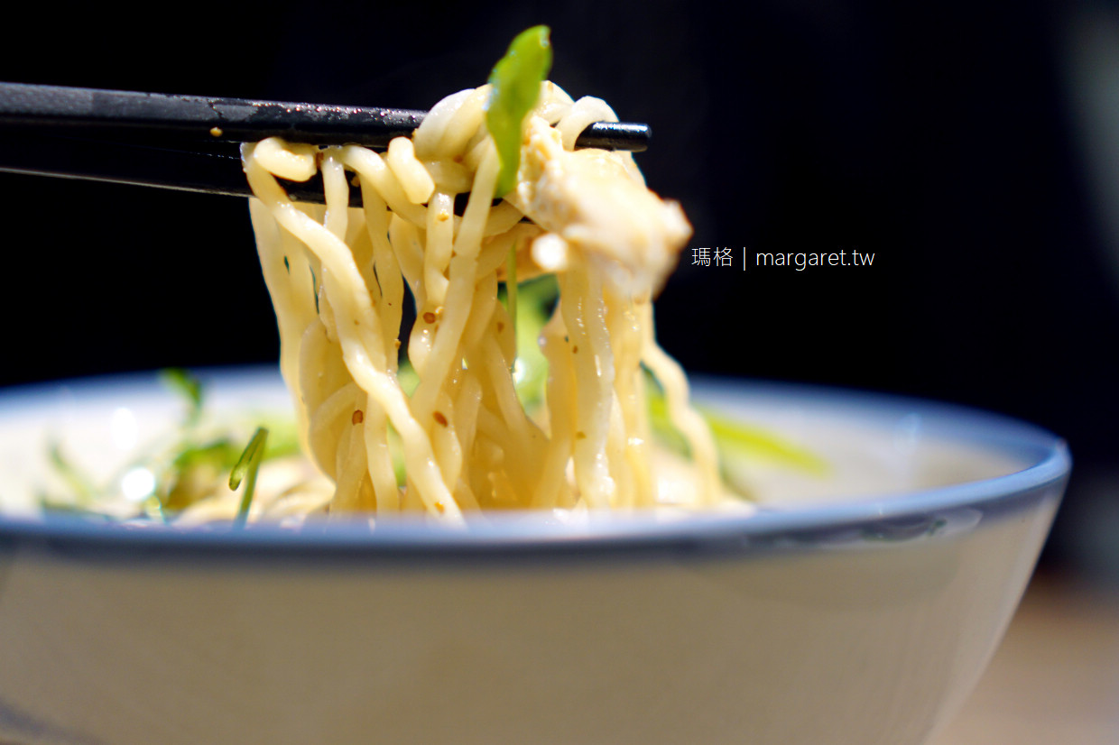吃麵吧Jai Mi Ba。台式麵攤 x 歐陸料理風格|台南保安路排隊美食