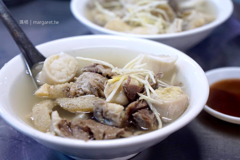 王家祖傳本產牛雜湯|嘉義朝食。東市場人氣小吃 @瑪格。圖寫生活