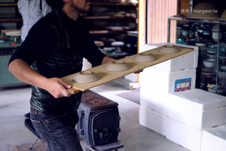 因州中井窯。鳥取名物|柳宗理監製。陶燒民藝之美