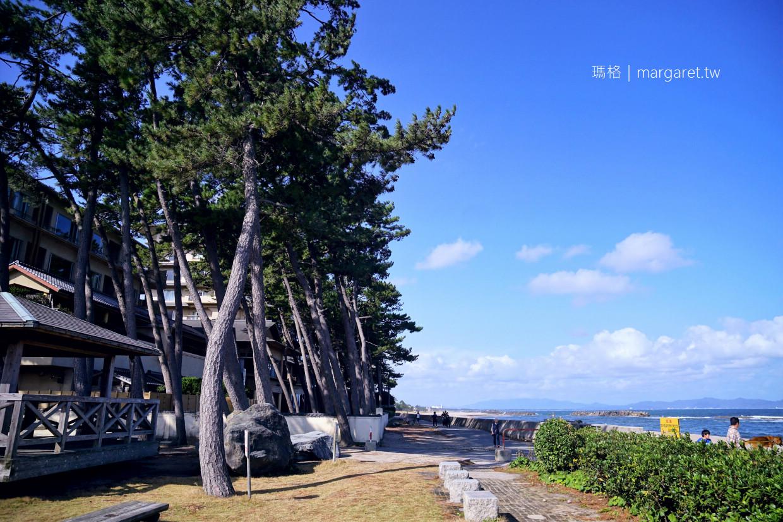 鳥取皆生溫泉。碧沙廣場皆生酒店|從日本海湧出的塩の湯。日本白砂青松百選