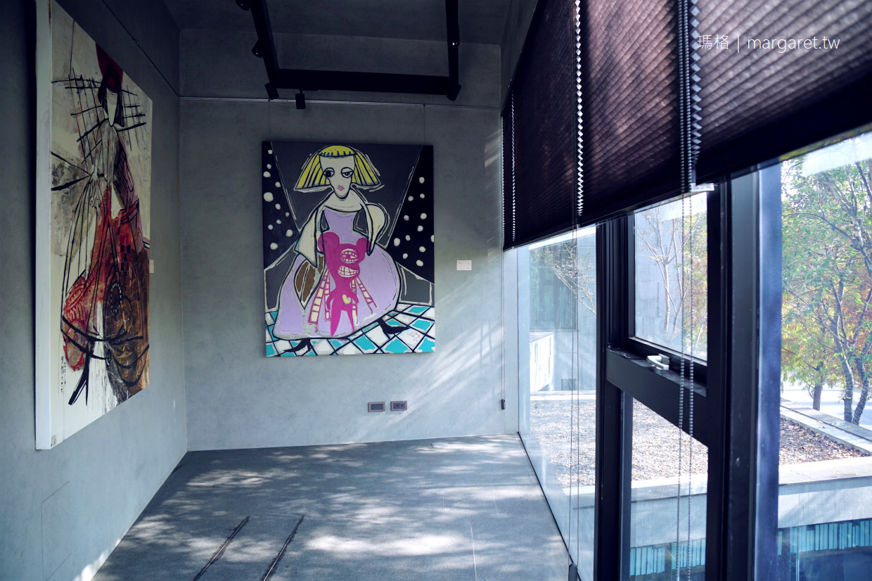 Terroir La Vie 泰勒瓦生活。嘉義豪宅咖啡館|二樓是藝廊空間