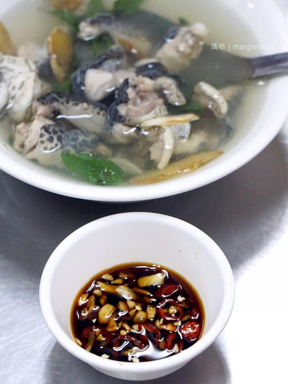 羅山生炒鱔魚麵。炭火快炒|嘉義文化夜市巷弄美食 @瑪格。圖寫生活