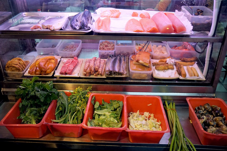 漢生魚片。嘉義西市場生猛宵夜|下班喝一杯好地方