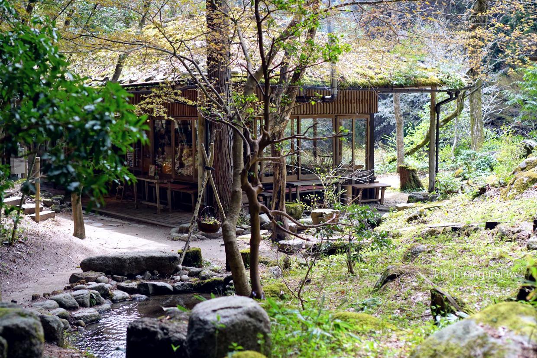 小鳥のcafe quince|鳥取智頭町。森林裡的秘境咖啡
