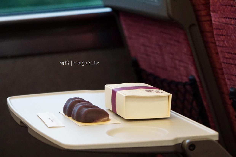 赤福。伊勢名物|300年歷史和菓子。日本3大土產茶點伴手禮之一 @瑪格。圖寫生活