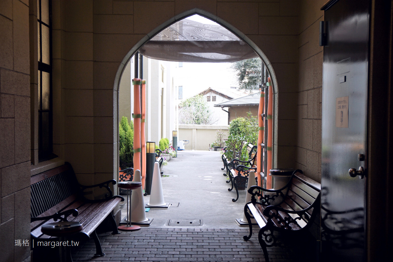 神戶教堂咖啡。CAFÉ FREUNDLIEB生田店|伊斯蘭教會改造。日本有形文化財