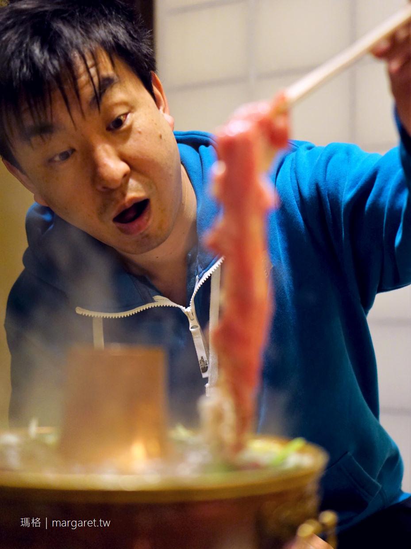 たくみ割烹店。日本第一家涮涮鍋|和牛始祖牛在鳥取
