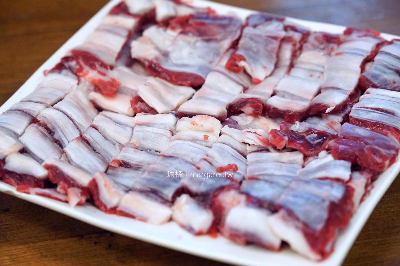 嘉義。葉記本產鮮牛涮涮鍋(東方葉全牛料理店)|屠宰場直營。看到沙朗筋、鳳尾筋要馬上搶