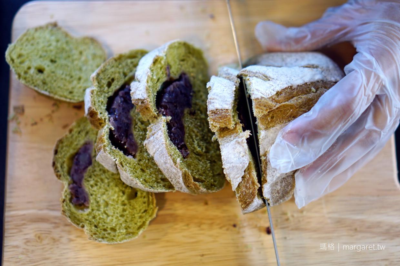 陶花源窯烤。每週只開3天的嘉義咖啡館 週三週四麵包出爐