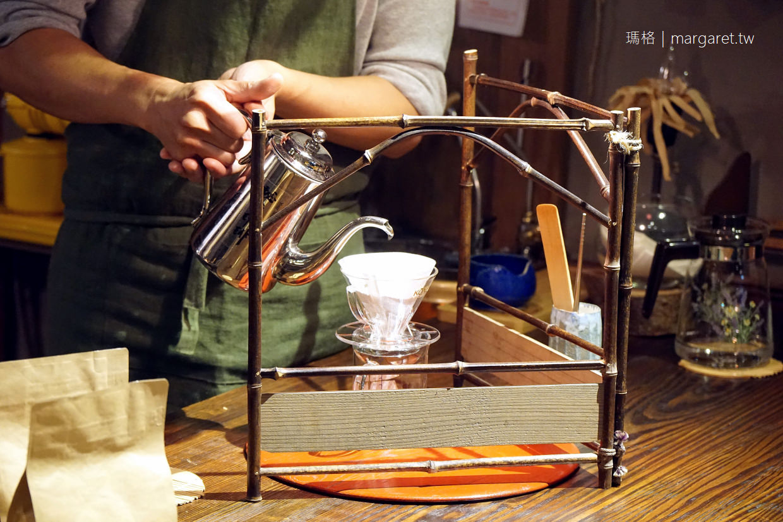 秘氏咖啡。嘉義|KONO點滴手沖,慢萃昭和時光