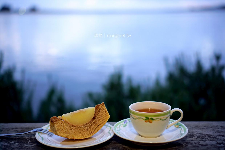 Panini Bakery。湯梨濱東鄉溫泉足湯咖啡|鳥取東鄉湖。山陰八景之一