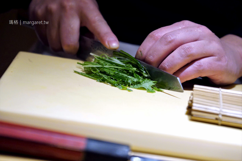 鮨野村Sushi Nomura。日式江戶前壽司料理|2020台北米其林1星(2020.8.24更新)