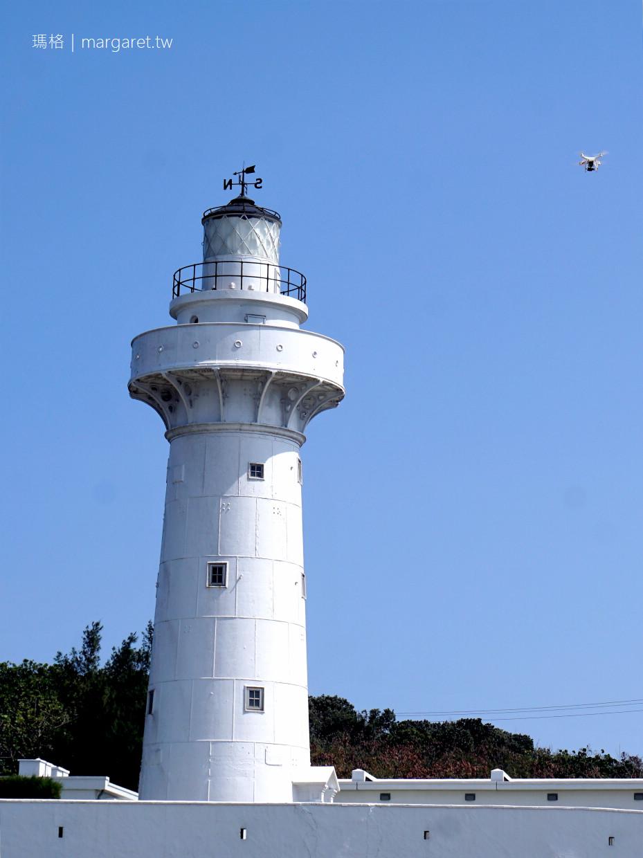 鵝鑾鼻燈塔。世界第一座武裝燈塔|東亞之光。台灣八景