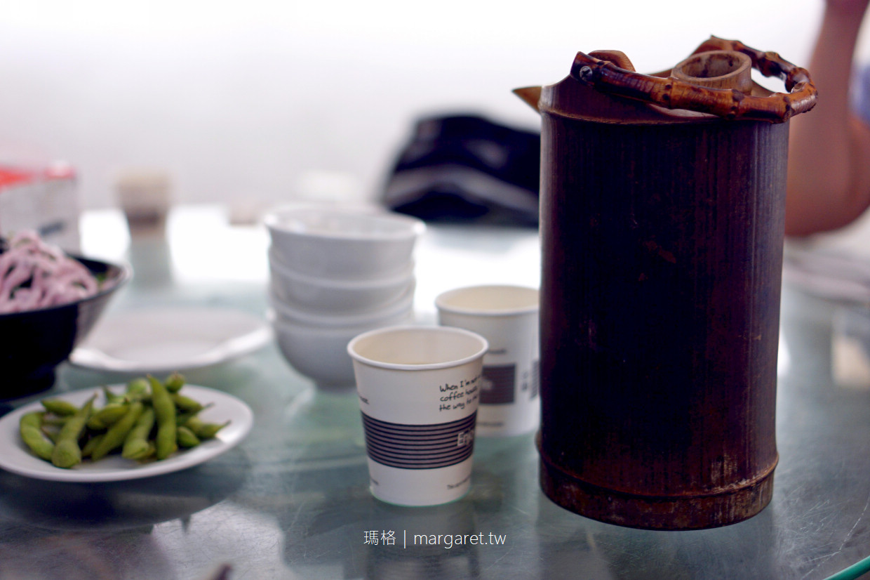 竹香園甕仔雞。關仔嶺總店|金黃脆皮、油香迷人