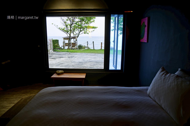 地中海戀人海洋Villa。花蓮民宿|感受海天共浴、與世隔絕的隱居型度假(新房型更新)