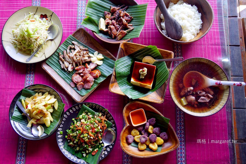 游芭絲鄒族風味。阿里山山美最佳景觀餐廳
